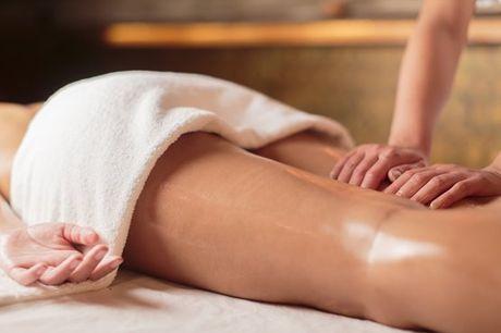 Acabe com a sensação de pernas cansadas, ative a circulação linfática e elimine toxinas com uma massagem drenante de 1h por apenas 34,90€.