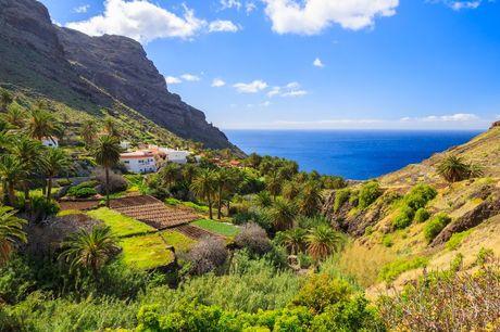 Tag på billedskøn ø-ferie med Apollo - og bo tæt på strand!