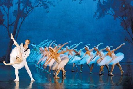2 Tickets für Schwanensee-Ballett mit dem Russischen Nationalballett Moskau in 21 Städten (bis zu 34% sparen)