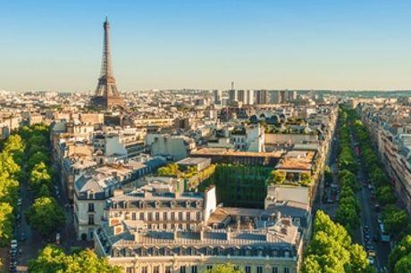 ✈ FRANCE | Paris - Hôtel du Chemin Vert 3* - Centre ville