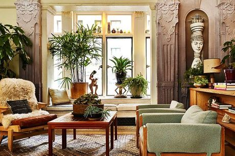 Stati Uniti New York - Freehand NY 4* a partire da € 150,00. Design e stile nella Grande Mela