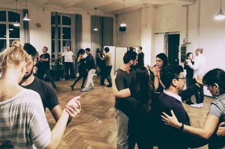 Schnupperstunde Tango-Tanzkurs oder -Unterricht für Anfänger bei Griselda Nicolas Tango Argentino (63% sparen*)
