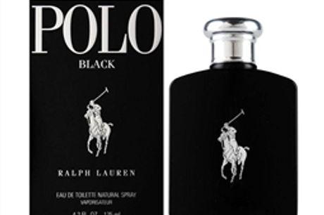 RALPH LAUREN POLO BLACK EAU DE TOILETTE 125ML VAPORIZADOR por 87,85€ PORTES INCLUÍDOS