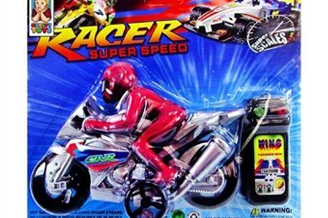 Mota Telecomandada Racer Super Speed desde 4€. ENVIO IMEDIATO. PORTES INCLUÍDOS.