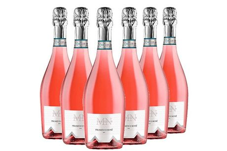 6 x Bottles of Musti Nobilis Prosecco Rosè     Has a dry, soft and well-balanced palate and a full-bodied structure     Perfect as an aperitif or with fish and mushroom dishes or soup     Offers a harmonious balance of classic flavours that can be enjo