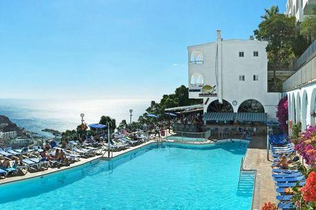 Apollo-rejse: Perfekt ferie til Gran Canaria - bo helt ud til havet!
