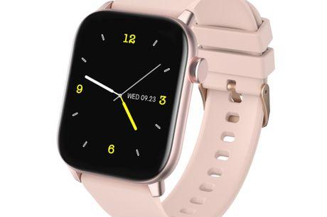 Smart Watch - KW76. Fitness Tracker med pulsmåler og andre avancerede funktioner. Smart Watch KW76 er et lækkert og avanceret elektronisk makker i hverdagen og til dine sportsaktiviteter KW76 indeholder pulsmåler,trintælling, ilt i blodet og blodtryk. Fo
