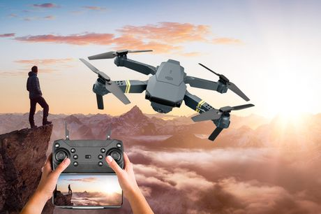 £34.99 instead of £79.99 for a HD camera RC quadcopter drone from Pinkpree - save 56%