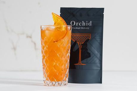 £15 for a rum tasting box set from Orchid - enjoy three rum samples and a Hurricane cocktail!