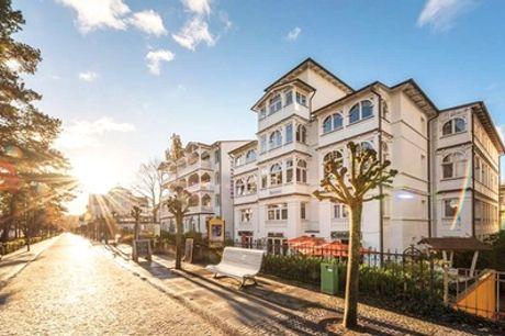 Rügen: Doppelzimmer für Zwei inkl. Halbpension im Hotel Villa Belvedere