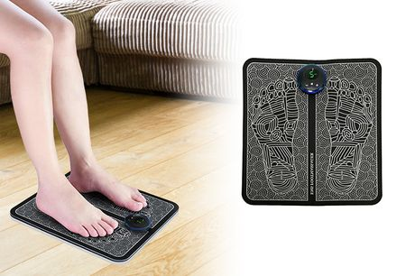 £8.99 instead of £29.99 for a portable foot massager from Shop In Store - save 70%